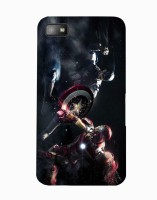 Pickpattern Back Cover for BlackBerry Z10 (Matte) best price on Flipkart @ Rs. 299