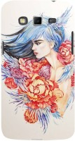 Fuson Back Cover for SAMSUNG Galaxy Grand 2, Samsung Galaxy Grand 2 G7105, Samsung Galaxy Grand 2 G7102, Samsung Galaxy Grand Ii(Beautiful Girl With F