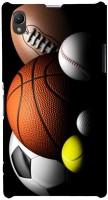 Snapdilla Back Cover for Sony Xperia Z1, Sony Xperia Z1 Honami, Sony Xperia Z1 C6902/L39h, Sony Xperia Z1 C6903, Sony Xperia Z1 C6906, Sony Xperia Z1