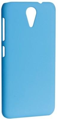 Chevron Back Cover for HTC Desire 620G (Aqua Blue)