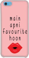 Pickpattern Back Cover for Apple Iphone 5c best price on Flipkart @ Rs. 299
