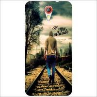 Printland Back Cover for HTC Desire 620G best price on Flipkart @ Rs. 411