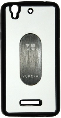 OFM Back Cover for Micromax Yu Yureka (White)