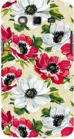 Fuson Back Cover for SAMSUNG Galaxy Grand 2, Samsung Galaxy Grand 2 G7105, Samsung Galaxy Grand 2 G7102, Samsung Galaxy Grand Ii(Poppies Flowers Patte
