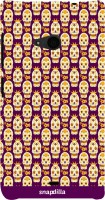 Snapdilla Back Cover for Microsoft Lumia 535, Microsoft Lumia 535 Dual SIM(Awesome Crazy Looking Trendy Skull Pattern Beautiful Modern Back Cover)