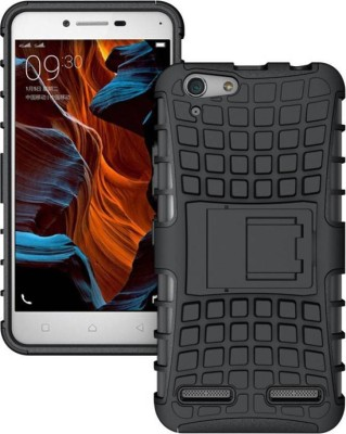 S-Gripline Back Cover for Lenovo Lemon 3(Black)