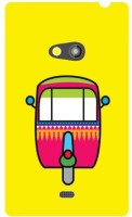 Printland Back Cover for Microsoft Lumia 625 best price on Flipkart @ Rs. 379