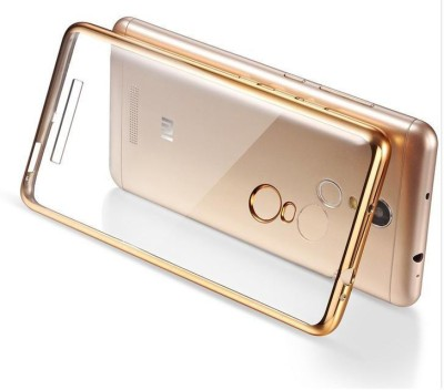 Mobirite Back Cover for Xiaomi Redmi Note 3(Golden)