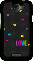 Snapdilla Back Cover for HTC One X, HTC One X+, HTC One X Plus, HTC One XT