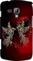 99Sublimation Back Cover for Samsung Galaxy S Duos 2 S7582, Samsung Galaxy Trend Plus S7580