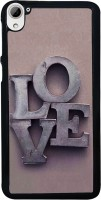 Snapdilla Back Cover for HTC Desire 826 Dual Sim(Light Background Memorial Feel Good Love Back Cover)