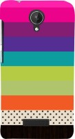 99sublimation Back Cover for Micromax Canvas Spark Q380