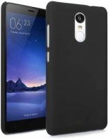 43cb0c61f68 78% OFF on KASEHUB Back Cover for Mi Redmi Note 4(Black Cover) on ...
