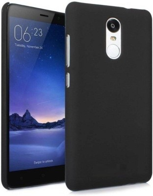 buy online c53e9 8bb5e 78% OFF on KASEHUB Back Cover for Mi Redmi Note 4(Black Cover) on Flipkart  | PaisaWapas.com