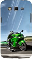 Printvisa Back Cover for SAMSUNG Galaxy Grand 2, Samsung Galaxy Grand 2 G7105, Samsung Galaxy Grand 2 G7102, Samsung Galaxy Grand Ii(Racing Bike Lover