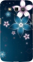 Fuson Back Cover for SAMSUNG Galaxy Grand 2, Samsung Galaxy Grand 2 G7105, Samsung Galaxy Grand 2 G7102, Samsung Galaxy Grand Ii(Snowflakes And Flower
