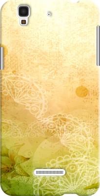 ACKME DESIGN Back Cover for Micromax Yu Yureka Plus YU5510A