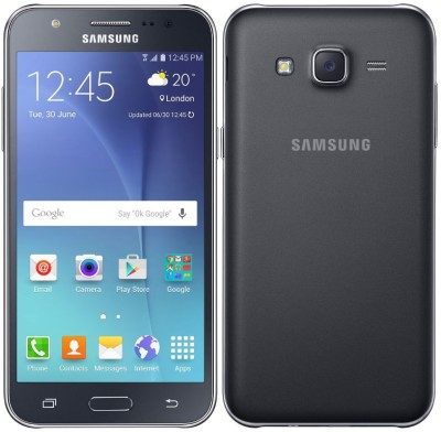 SAMSUNG galaxy j5 (Black, 8 GB)