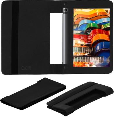 ACM Book Cover for Lenovo Yoga Tab 3 8(Black)