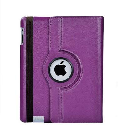 RKA Book Cover for Apple iPad Air 2(Purple)