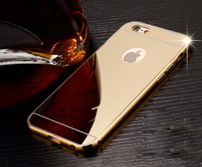 NEU SPEED Bumper Case for Luxury Mirror back case with side bumper for Apple Iphone 5/5S