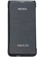 OSR Flip Cover for Intex Aqua 3G