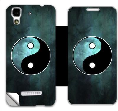 Skintice Flip Cover for Micromax YU Yureka AO5510