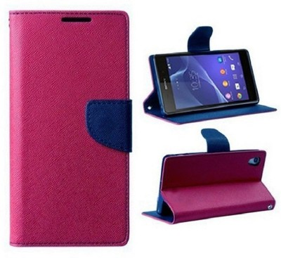 SPENTA Flip Cover for Micromax YU YUREKA