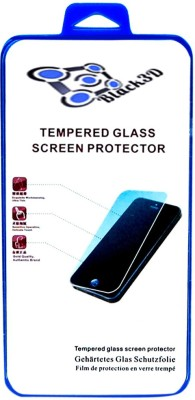 Black3D Tempered Glass Guard for Samsung Galaxy S4 Mini i9190
