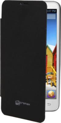 Amez Flip Cover for YU�Yureka AO5510 (Black)