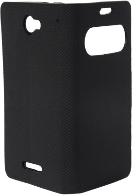 VES Flip Cover for Panasonic P55 (Black)