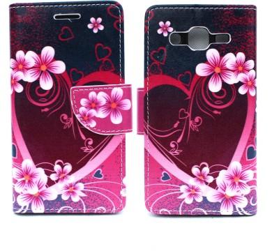 Fashion Flip Cover for Samsung Galaxy J2