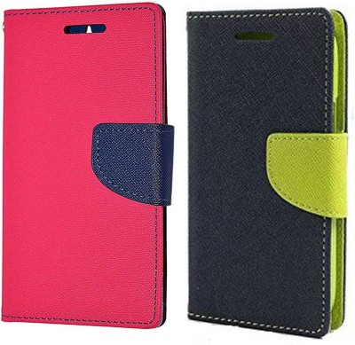 Stapna Flip Cover for Micromax Canvas 2 A110