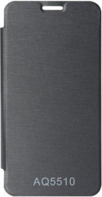 RDXX Flip Cover for Micromax Yu Yureka (Black)