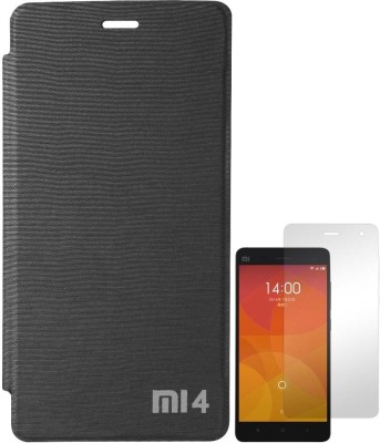 DMG Flip Cover for Xiaomi Mi4 (Black)