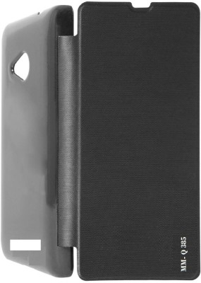 Highderabad Tech Flip Cover for Micromax Canvas Spark 3 Q 385