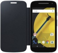 Chevron Flip Cover for Motorola Moto E (2nd Gen) 3G best price on Flipkart @ Rs. 349