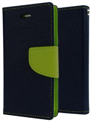 Ace HD Flip Cover for Micromax Yureka (Blue)