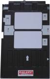Galaxy 200 Card Holder (Set of 1, White)