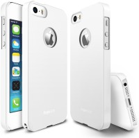 Rearth Grip Back Cover for iphone SE(White) best price on Flipkart @ Rs. 699