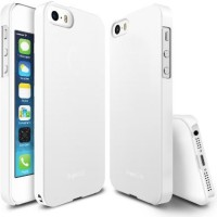 Rearth Grip Back Cover for iphone SE(White) best price on Flipkart @ Rs. 499