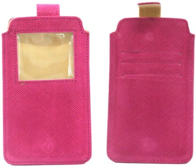 Jojo Pouch for ZTE Nubia Prague S(Exotic Pink)