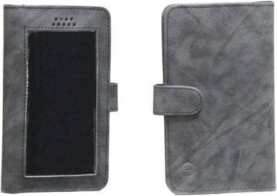 J Pouch for Zte Nubia Prague S(Dark Grey)