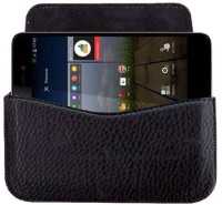 ACM Pouch for Micromax Canvas Knight Cameo A290(Black)