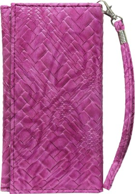 Jo Jo Pouch for ZTE Nubia Prague S(Exotic Pink)