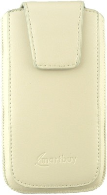 Emartbuy Pouch for Meizu Pro 6(White)