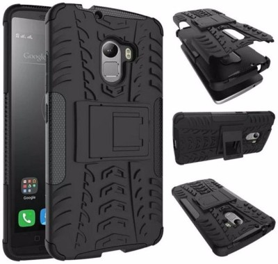 Giftico Shock Proof Case for Lenovo Vibe x3 Lite / A7010 Hybrid TPU Hard Shockproof 2 In 1 With Stand Function Cases For Lenovo K4 Note smartphone Back Cover