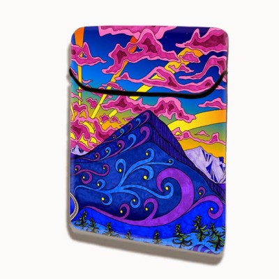 Theskinmantra 15.6 inch Expandable Sleeve/Slip Case