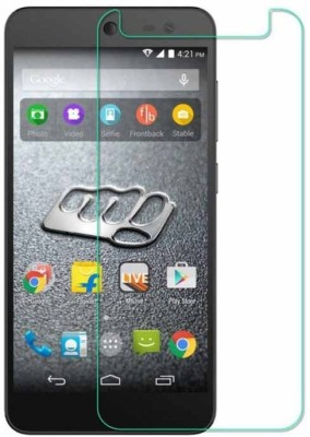 ZYNK CASE MICROMAX CANVAS NITRO 4G E455 Tempered Glass for MICROMAX CANVAS NITRO 4G E455