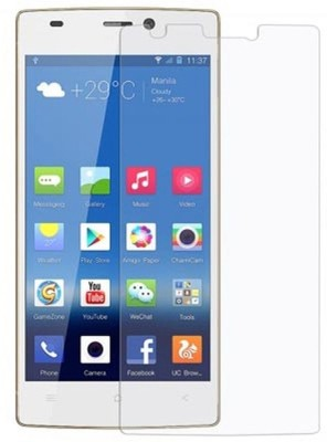 BrewingQ P4GITG24D5BQ Tempered Glass for Gionee Pioneer P4s